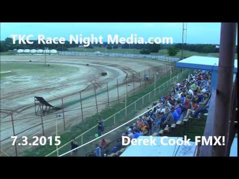 Oklahoma Sports Park ~ Derek Cook FMX!