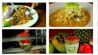 Promo Baja Salads Deli Express          Guaymas, Sonora