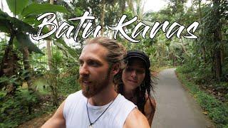 Geheimes Paradies in Indonesien l Warum du auf deiner Java Reise nach Batu Karas solltest!