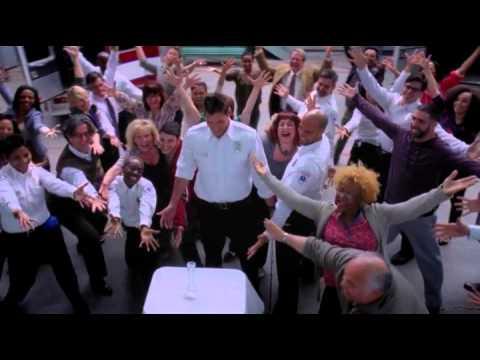 Grey's Anatomy S09E23  Flash Mob & Proposal