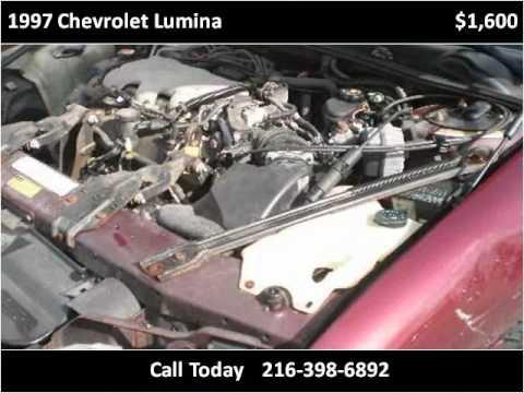 1997 Chevrolet Lumina Used Cars Cleveland Oh