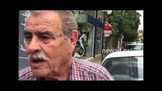 Φίλος του νεκρού στην Καλογρέζα
