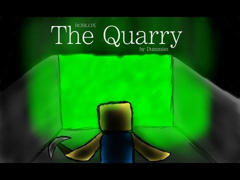 Roblox: The Quarry- Episode 1- Time to Mine!