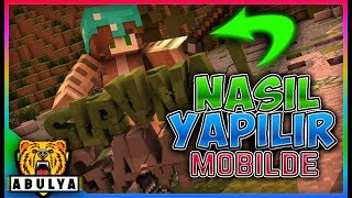 Minecraft Thumbnail (Video Resmi) Nasıl Yapılır ? (Mobilde)