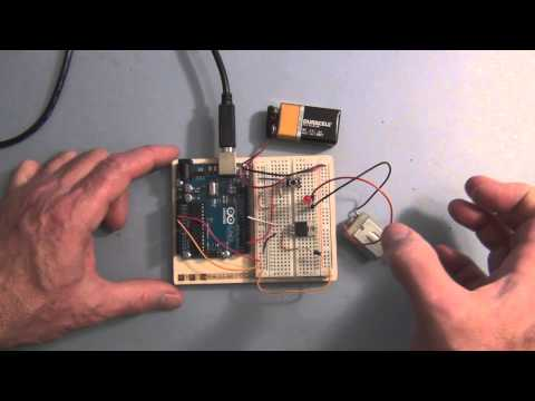 Arduino RF link using 433MHz Transmitter / Receiver