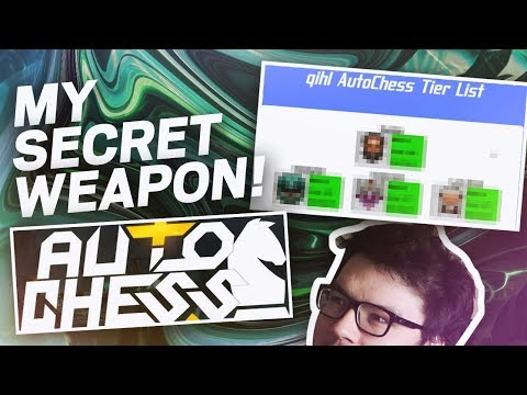 DYRUS | Dota 2 Auto Chess: THE SECRET WEAPON thumbnail