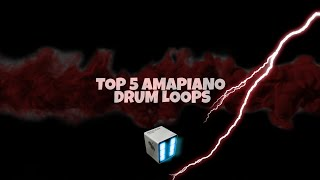 top-5-amapiano-drum-loops