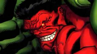 RED HULK   THE MOTION COMIC