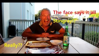 Trying Fermented Stingray for …