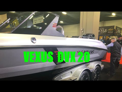 The New Fiberglass Vexus DVX 20 - YouTube