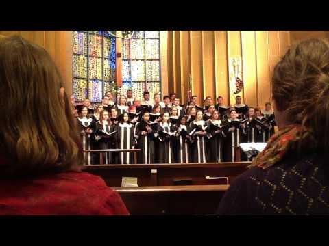 Hallelujah performed by University Chorale OSU Lima