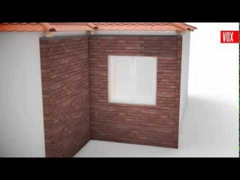 imitacion piedra para paredes interiores