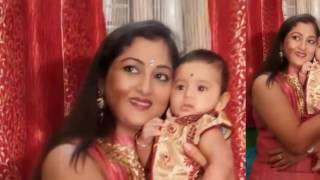 Deivamagal Gayathri Rekha Krishnappa unseen family photos | Tamil News