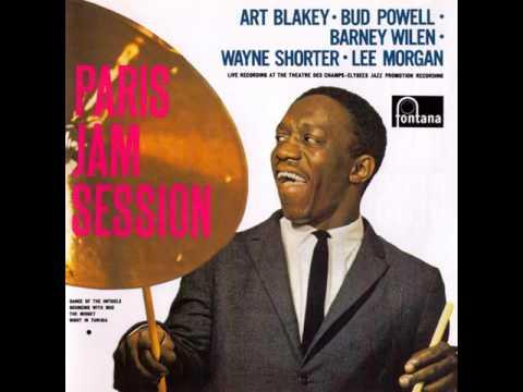 Art Blakey & Lee Morgan - 1959 - Paris Jam Session - 04 Night In Tunisia