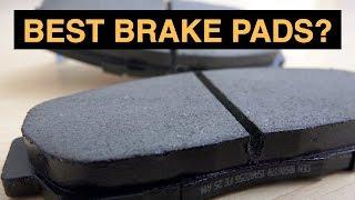 Performance Brake Pads - 7 Key Characteristics
