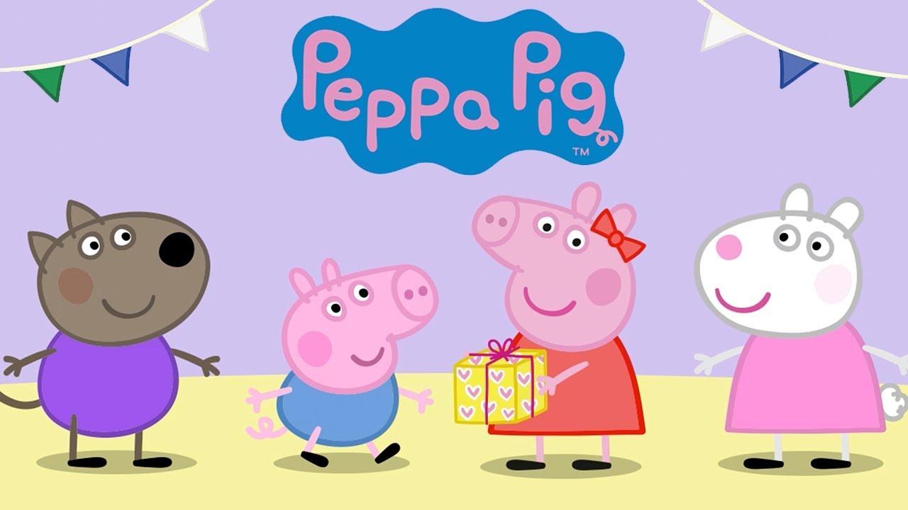Peppa Pig Italiano | La festa di Peppa Pig | Peppa Pig Italiano