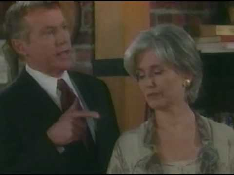 Guiding Light 42605 Ross & Vanessa want to protect Dinah from Edmund & Cassie