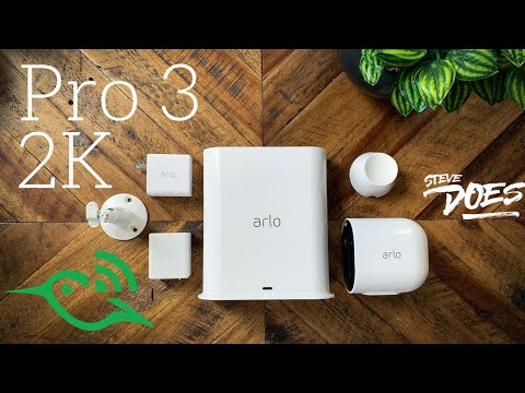Arlo Pro 3 - Unboxing and 1st Impressions