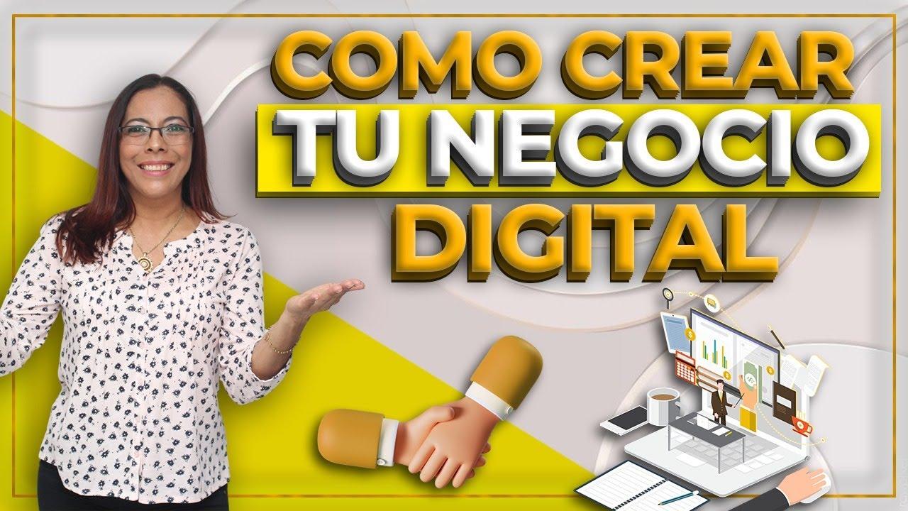 ✅ Como CREAR tu NEGOCIO DIGITAL- Enseñanzas en 6 años de Mundo Marketing ✨