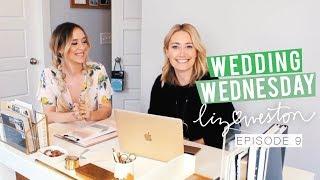 MEET MY WEDDING PLANNER! | Wedding Wednesday - Episode 9 | MeganandLiz