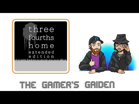 Three Fourths Home - Gamer's Gaiden Break Into The Therapy Business |