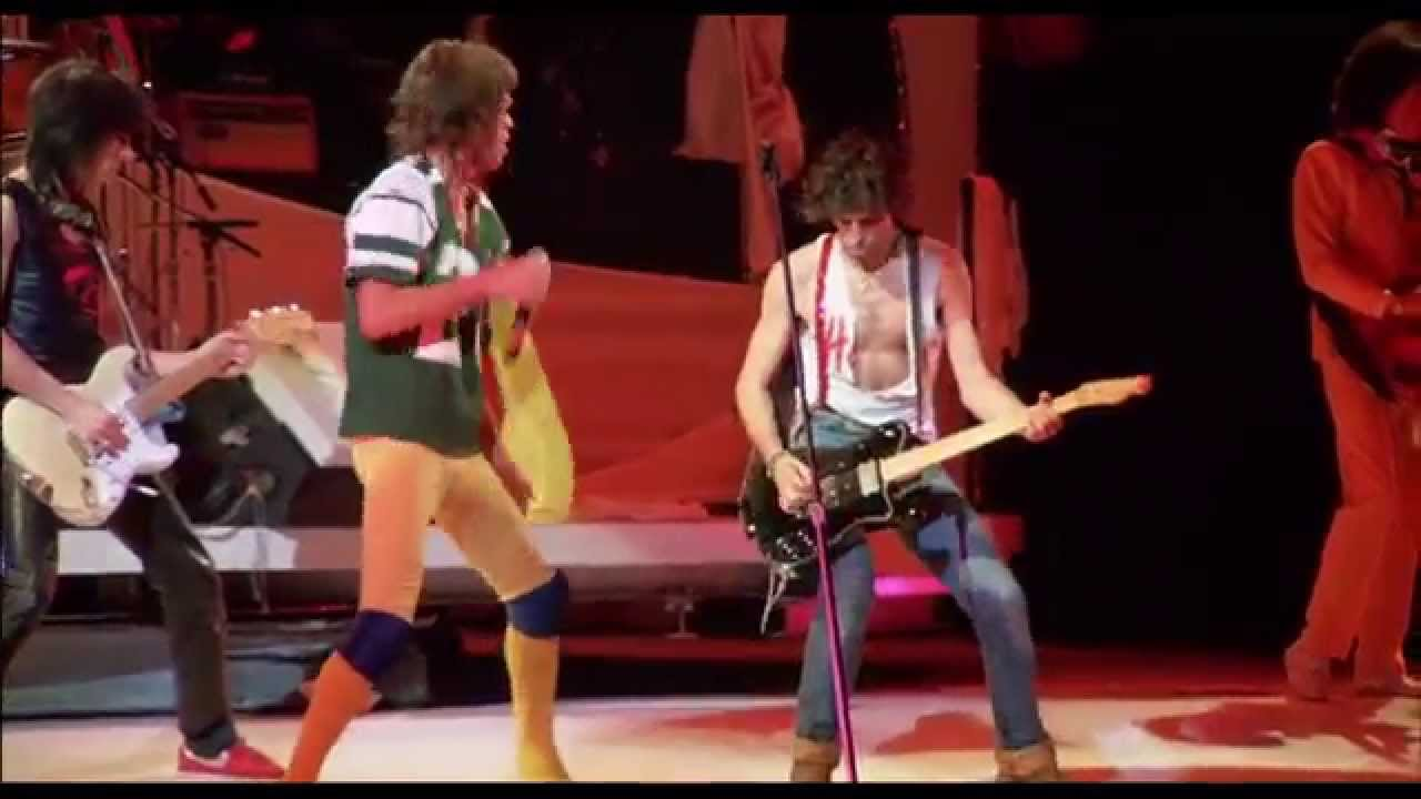 Rolling Stones - Hang Fire LIVE East Rutherford, New Jersey '81