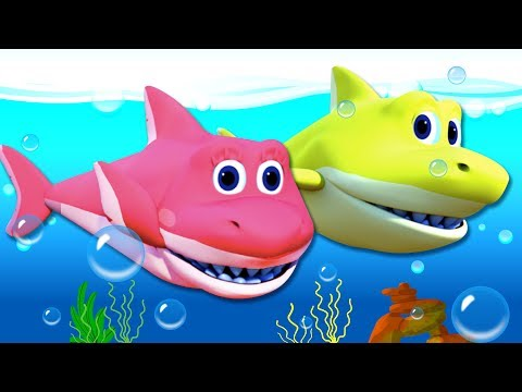 BABY SHARK SONG | 3D Nursery Rhymes For Kids By All Babies Channel