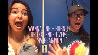 Video Wanna One - Burn It Up (Extended Ver.) MV Reaction download MP3, 3GP, MP4, WEBM, AVI, FLV Oktober 2017