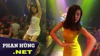 Quẩy Tung Bar Cùng Nữ Cơ Trưởng Xinh Đẹp - DJ Nonstop 2017 - Nhạc Sàn Cực Mạnh 2017 ✔