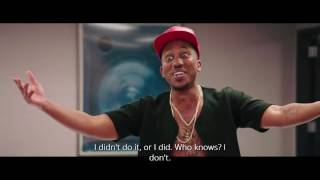 My favorite scene from Popstar with Chris Redd