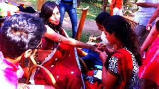 MissMalini's Mehendi: The Domestically Challenged Desi Bride