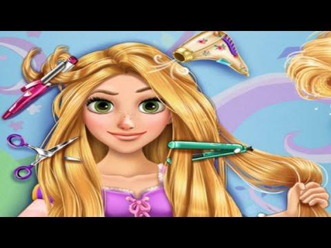 Rapunzel Real Haircuts Disney Princess Haircuts Dress Up