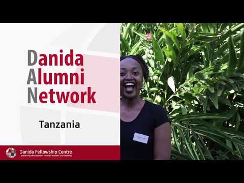 The faces and forces behind Danida Tanzania Alumni Network