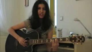 Whenever Wherever/Suerte (acoustic cover) - Shakira