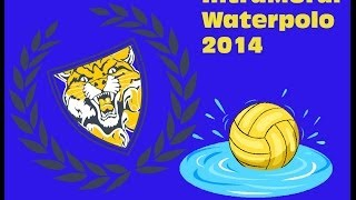 Intramural Water polo 2014 - Unlisted
