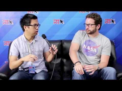 Burnie Burns RTX 2013 Interview
