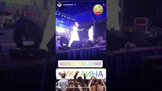 Ionel Istrati - concert in Ucraina