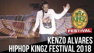Kenzo Alvares | Photay - Outre Lux  | Hiphop Kingz Festival 2018