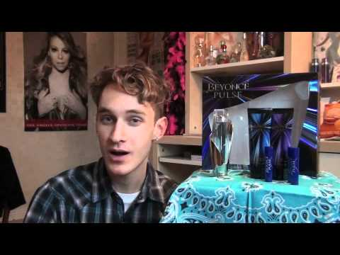 Perfume Review: Beyonce PULSE