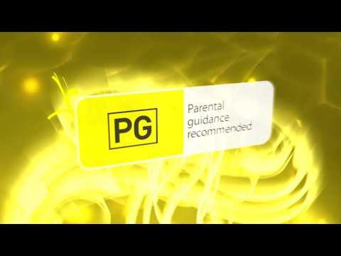 Movie Rating Bumper [Australia] - PG