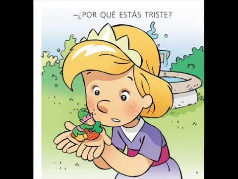 La princesa y el duende - Cuento para niños de 3 años