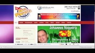012 Gerenciando Publicidades no site administrável grátis para rádios