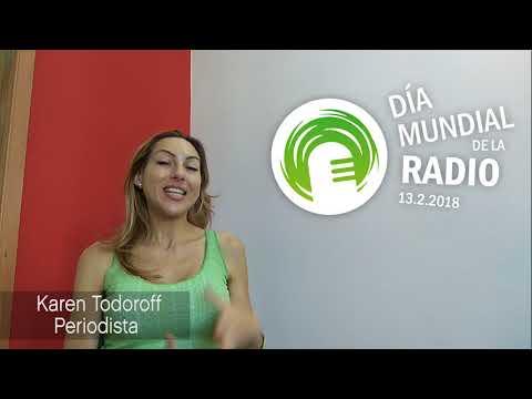 Entrevista a Karen Todoroff, periodista deportiva del Uruguay