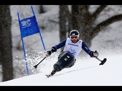 Christopher Devlin-Young   Men's downhill sitting   Alpine skiing   Sochi 2014 Paralympics