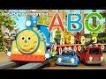 Belajar Huruf Huruf bersama MAX si Kereta yang Bercahaya TOYS Huruf dan Mainan