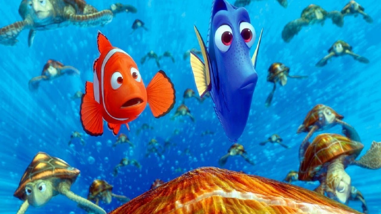Download Finding nemo (2003) full movie - Animation Movies - New Disney Cartoon 2019