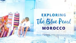 EVERYTHING IS BLUE!? - Chefchaouen - Morocco Travel vlog
