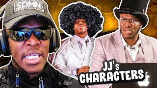 BEST OF KSI's CHARACTERS 2