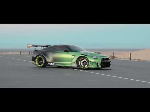 √ Hot Wheels 2017 Nissan GTR R35 Guaczilla 2 0 The best