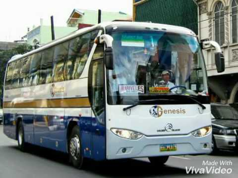 North Luzon Buses